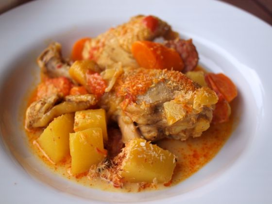 Portuguese Chicken recipe