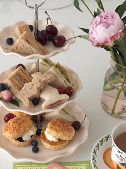 English afternoon tea recipe