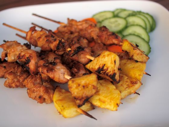 Chicken Skewers Recipes