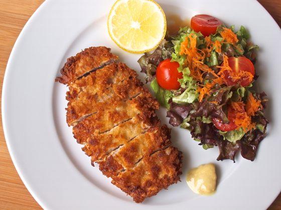 Crispy Minute Steak recipe