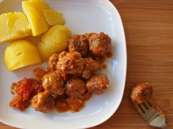 mini meatballs recipe