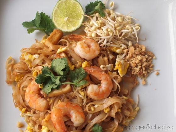 phad-thai recipe