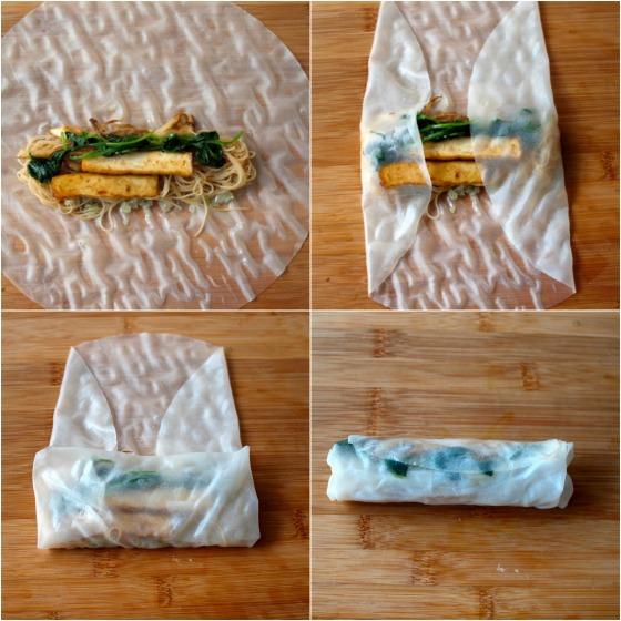 summer roll method