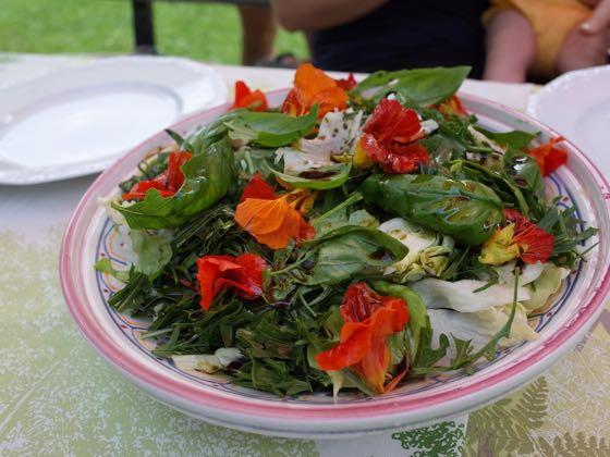 mountain salad