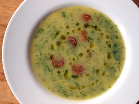 Caldo-Verde recipe