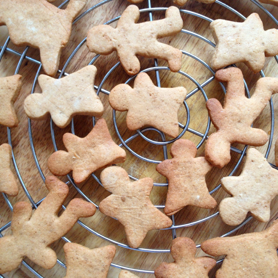 gluten free ginger bread man recipe