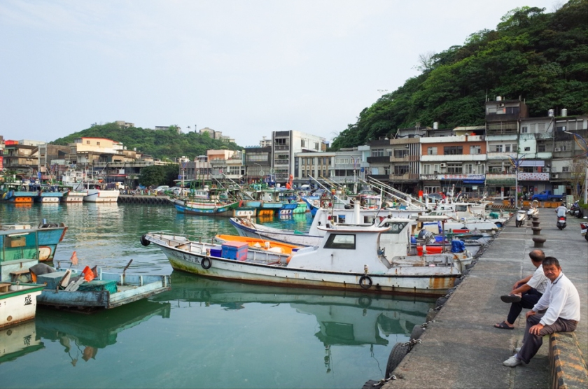 su-ao fishing port