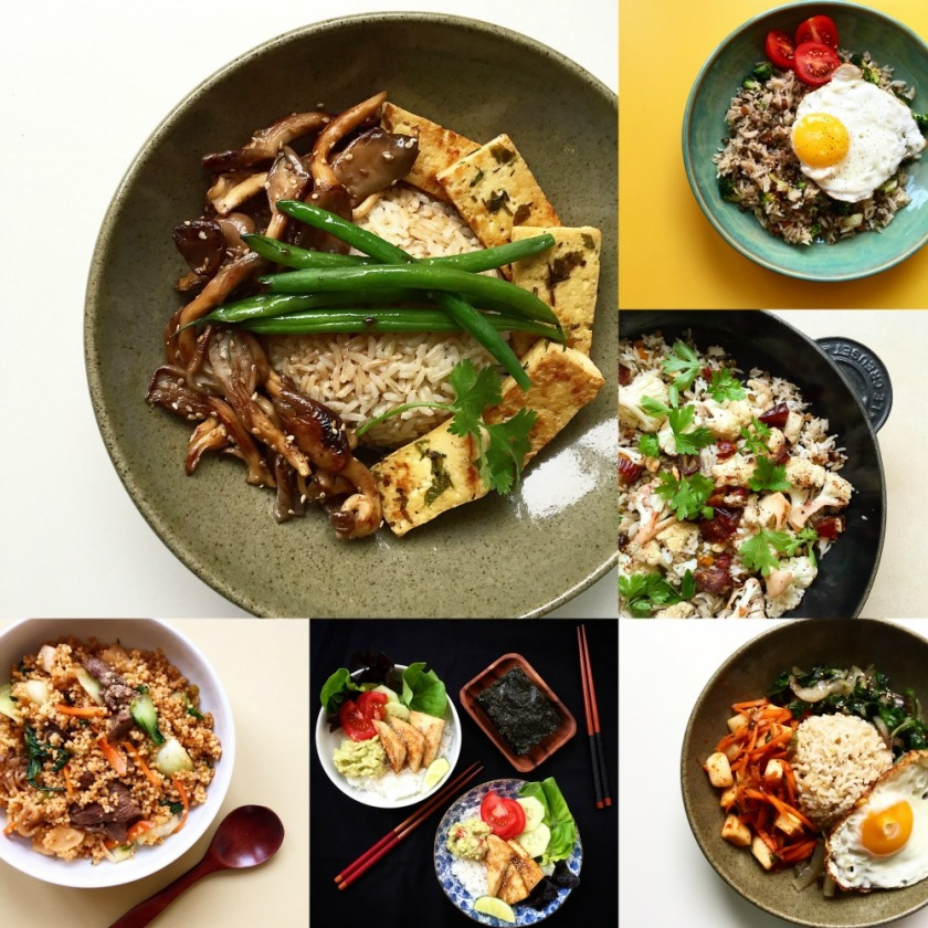 rice bowl recipe
