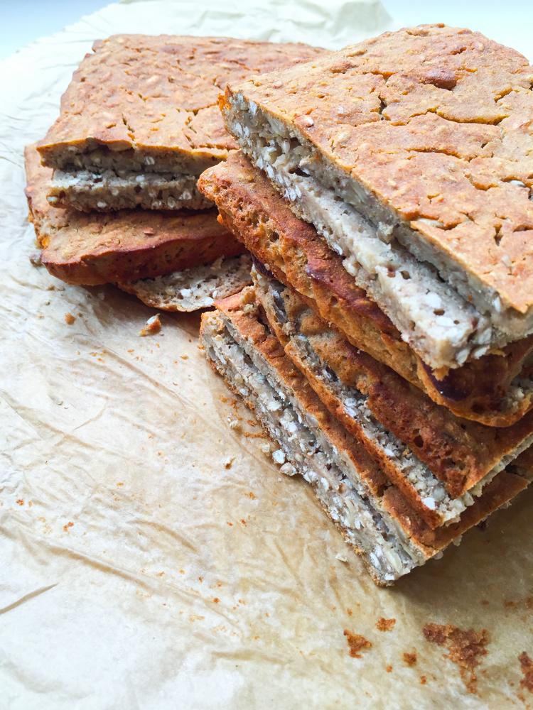 gluten free buckwheat focaccia recipe
