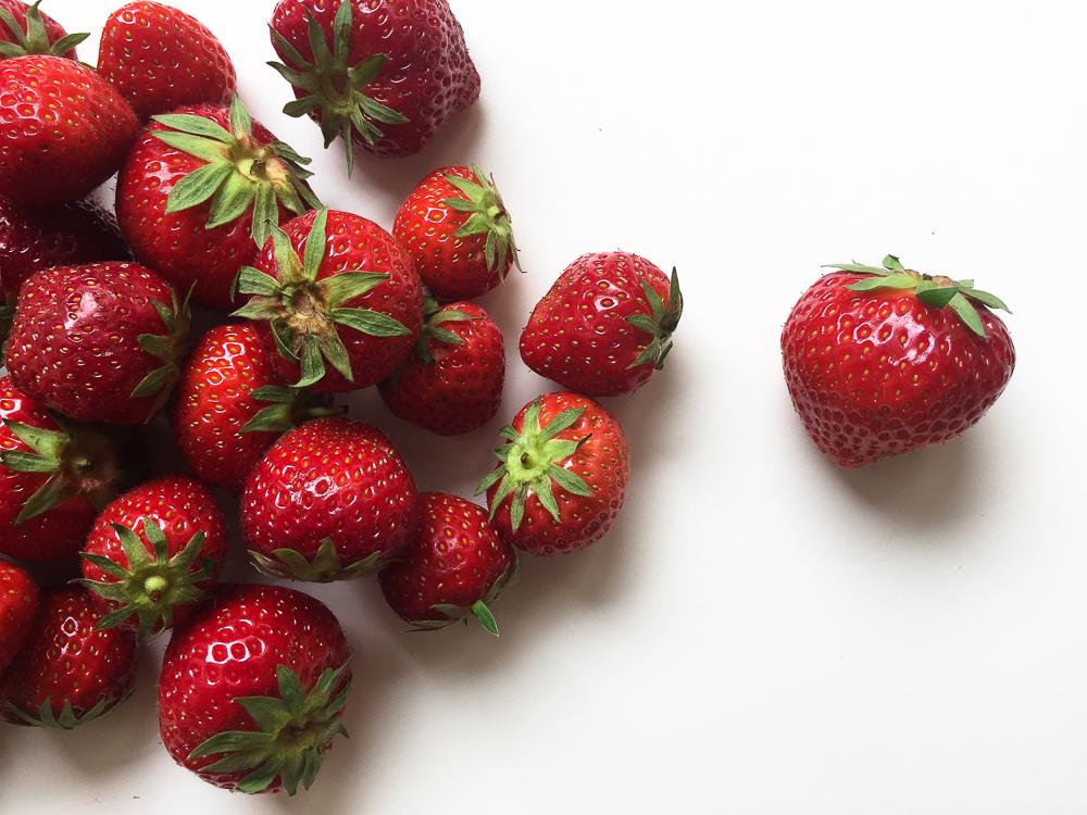 Maple Strawberry Galette recipe