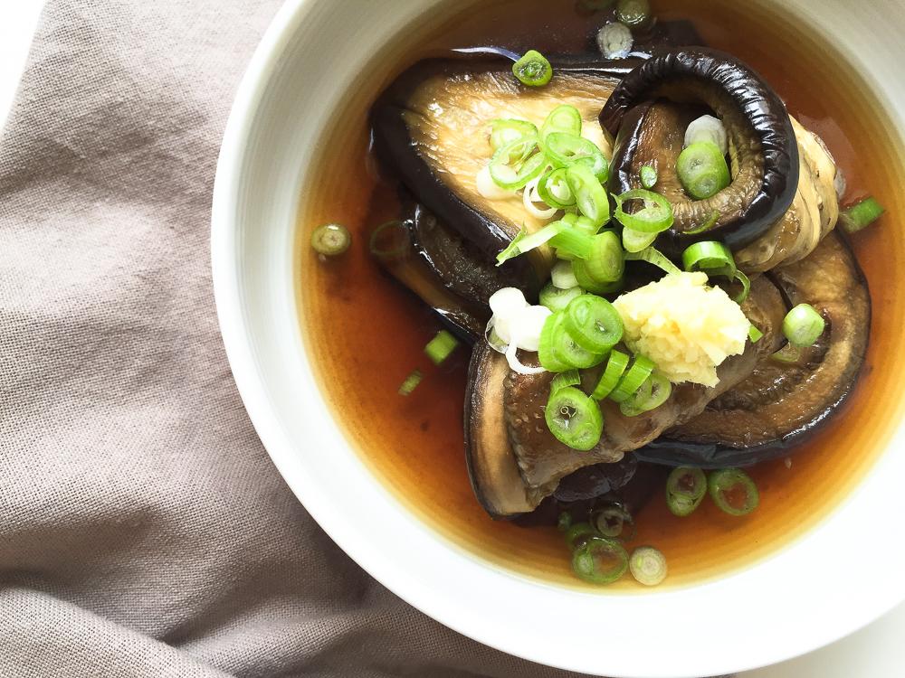 Agedashi Nasu recipe
