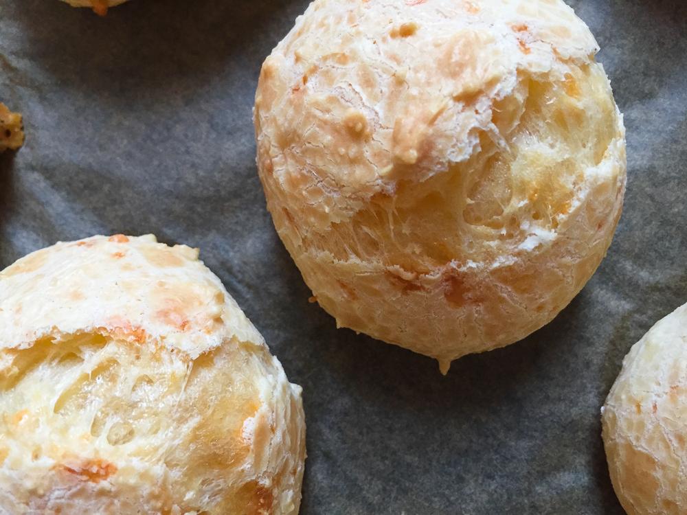 Brazilian Cheese Bread recipe