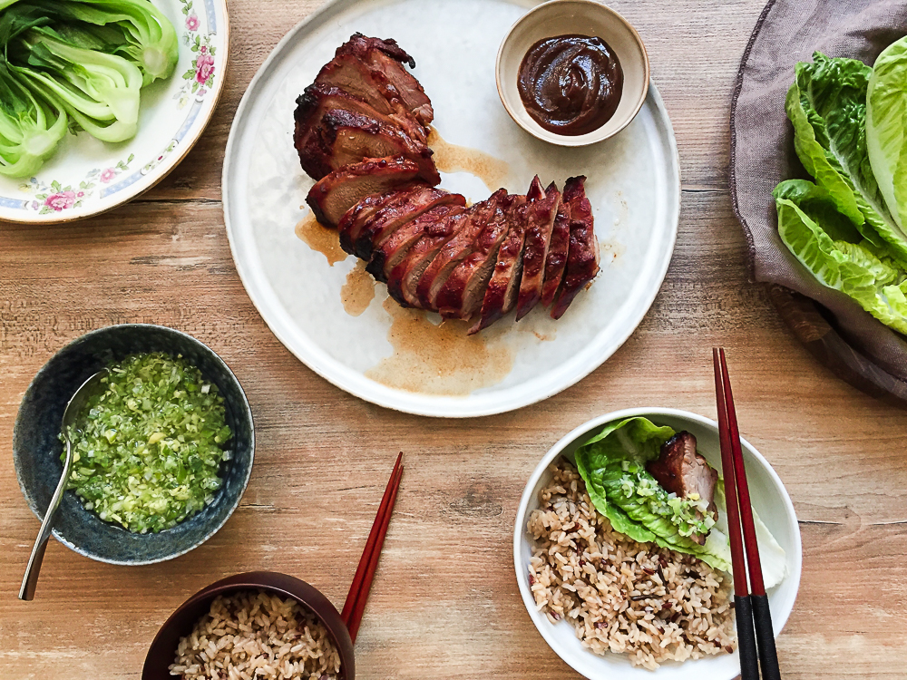 Char Siu - Chinese Style BBQ Pork recipe