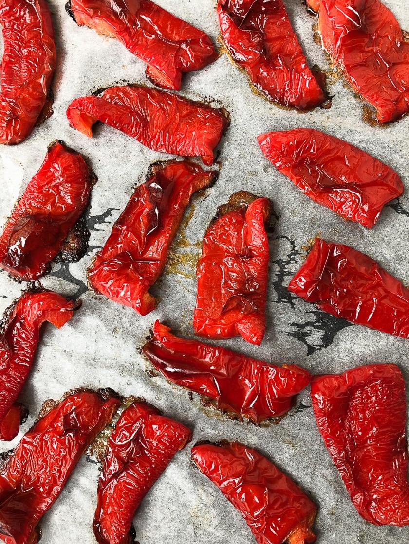 Massa de Pimentão recipe