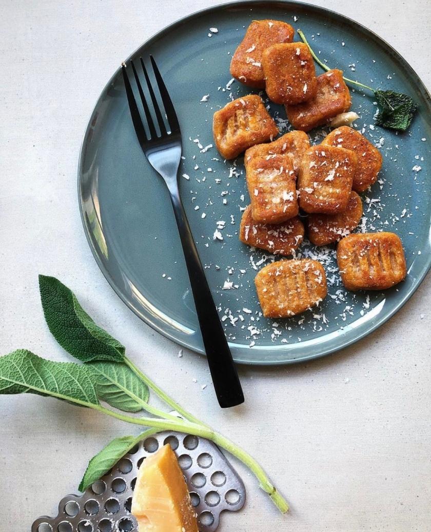 gluten free sweet potato gnocchi recipe